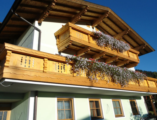 Balkonbau Perwein Wolfgang